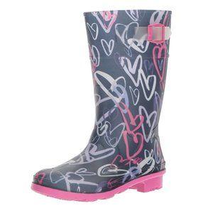 Kamik Kids Scribble Rain Boots